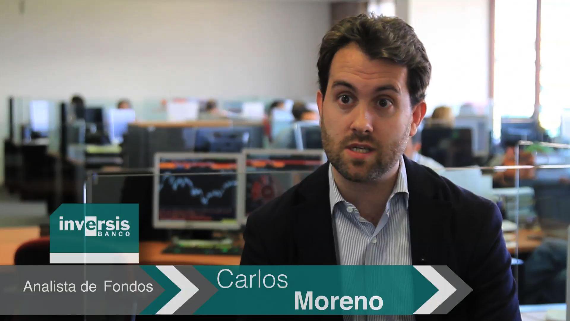 """Carlos Moreno: """"En emergentes nos falta por ver y confirmar la macro, pero la percepción es positiva"""""""
