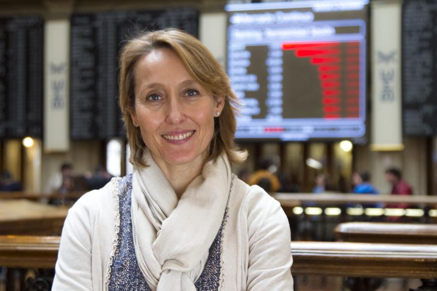 Marian Fernández apunta que la subida de la prima es puntual y que volverá a su senda descendente