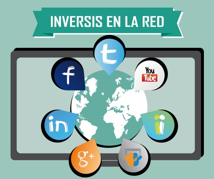 Día Mundial de Internet: Inversis en la red (infografía)