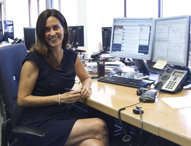 Gabriela Vara señala al oro como un buen activo para la temporada estival