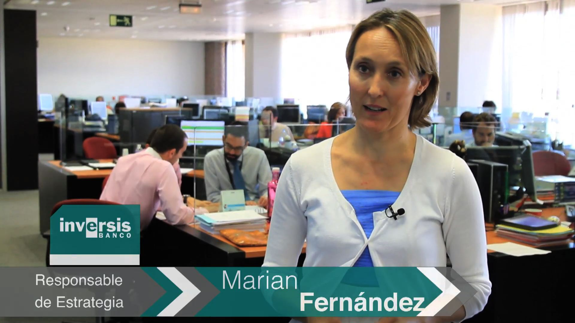 Marian Fernández: «Somos optimistas con la renta variable y con Europa y Japón como favoritos»