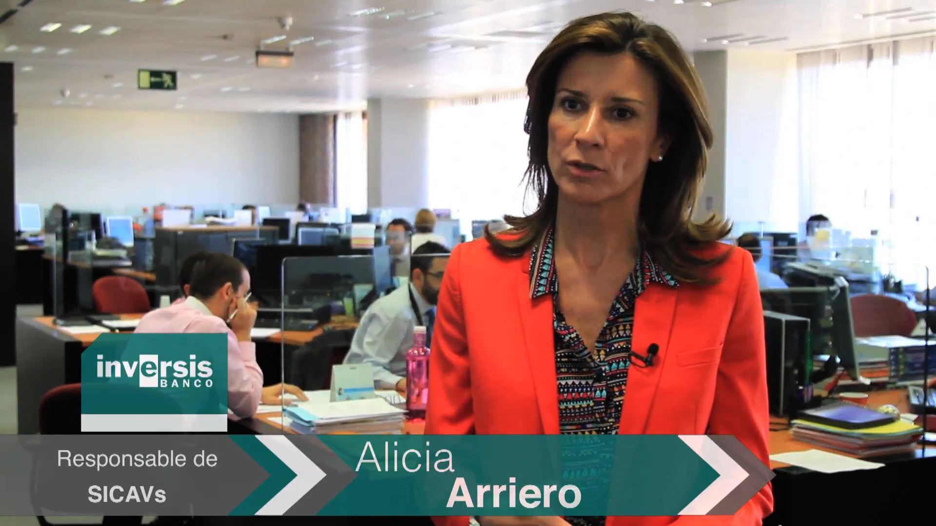 Alicia Arriero: «Va a primar la tranquilidad en los mercados de renta fija en el segundo semestre»