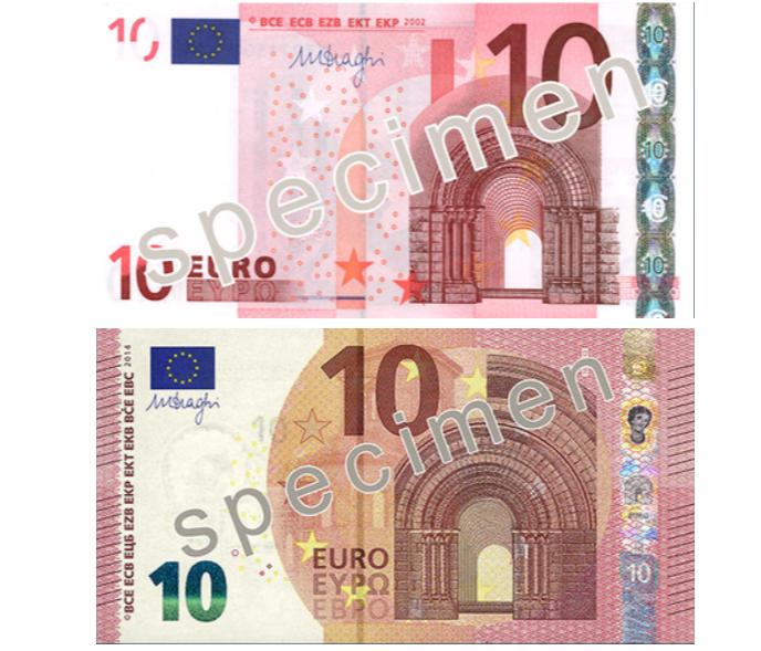 ¿Tienes ya tu nuevo billete de diez euros?
