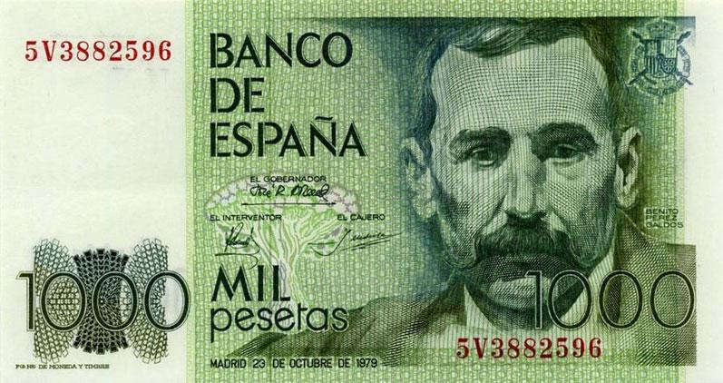 Billetes: Esas caras de personajes famosos con las que compramos