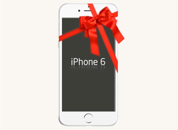 Ya tenemos al ganador del concurso para celebrar los 10.000 seguidores en Twitter, ¡se lleva un iPhone 6, enhorabuena!