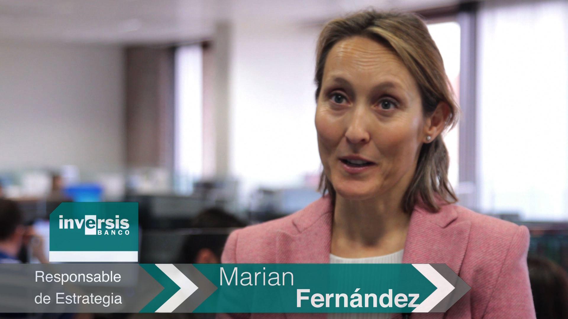 """Marian Fernández: """"Hay margen para que la renta variable siga siendo, junto a Japón, uno de nuestros mercados favoritos"""""""