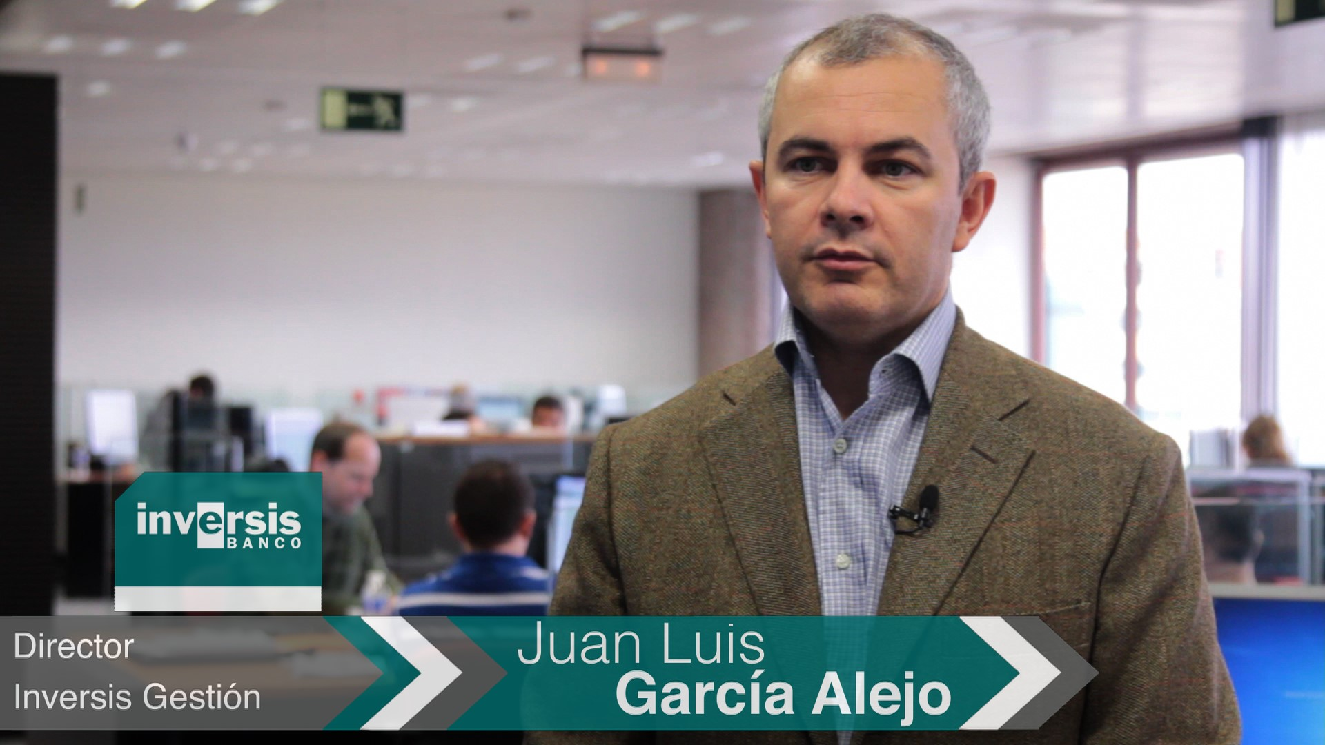 García Alejo: «El Supervisor Único ayuda a que la seguridad y confianza en los bancos quede asentada»
