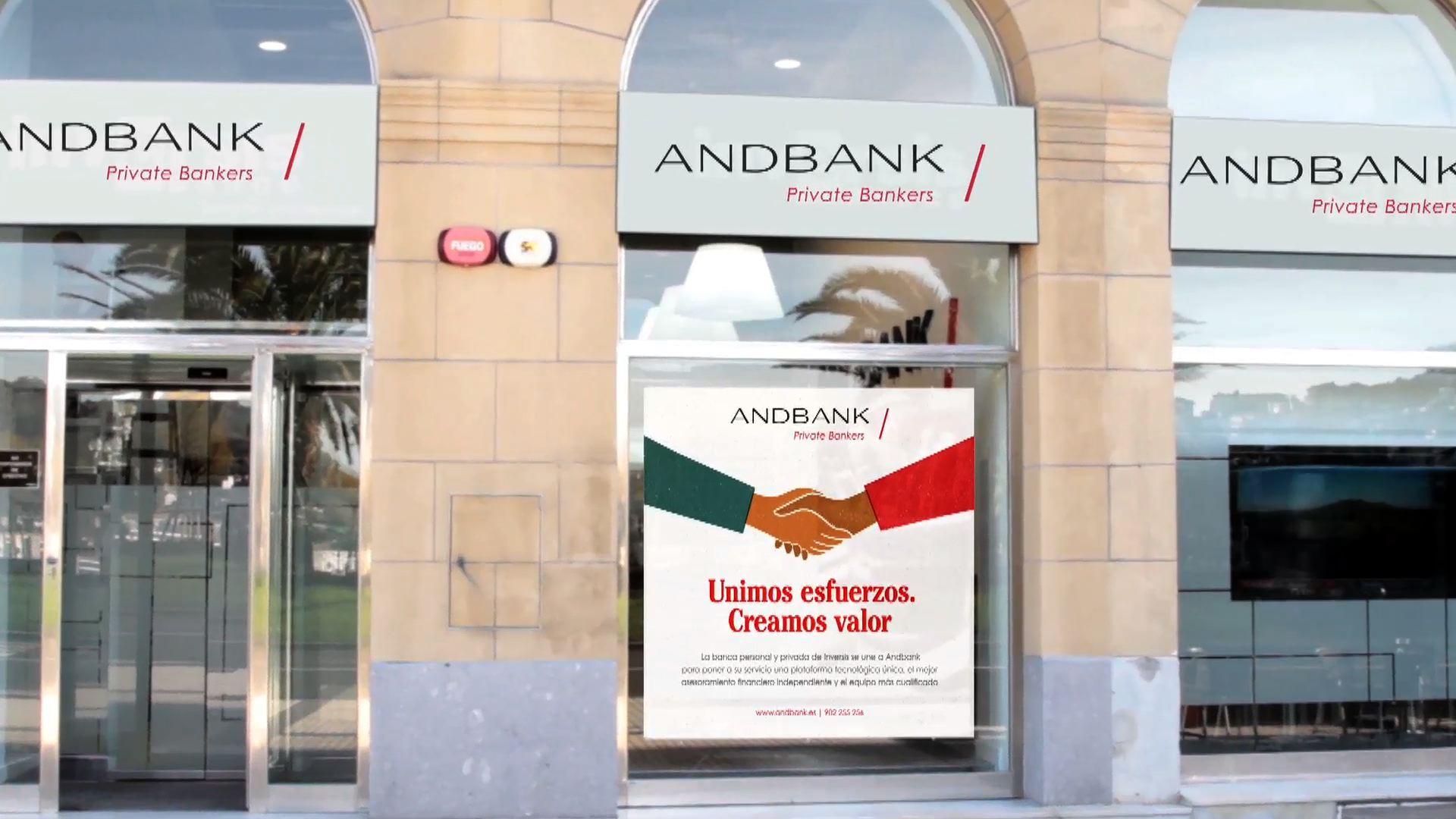 De Inversis a Andbank, así fue el rebranding