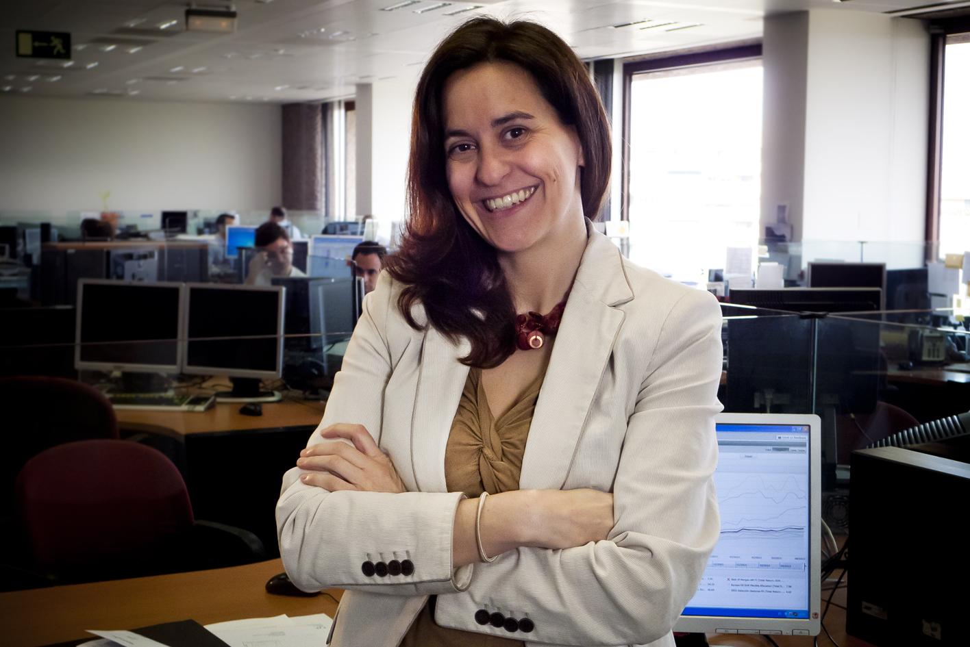"""Gabriela Vara: """"Hay valores muy interesantes en el Continuo, como Viscofán, Tubacex o CIE"""""""