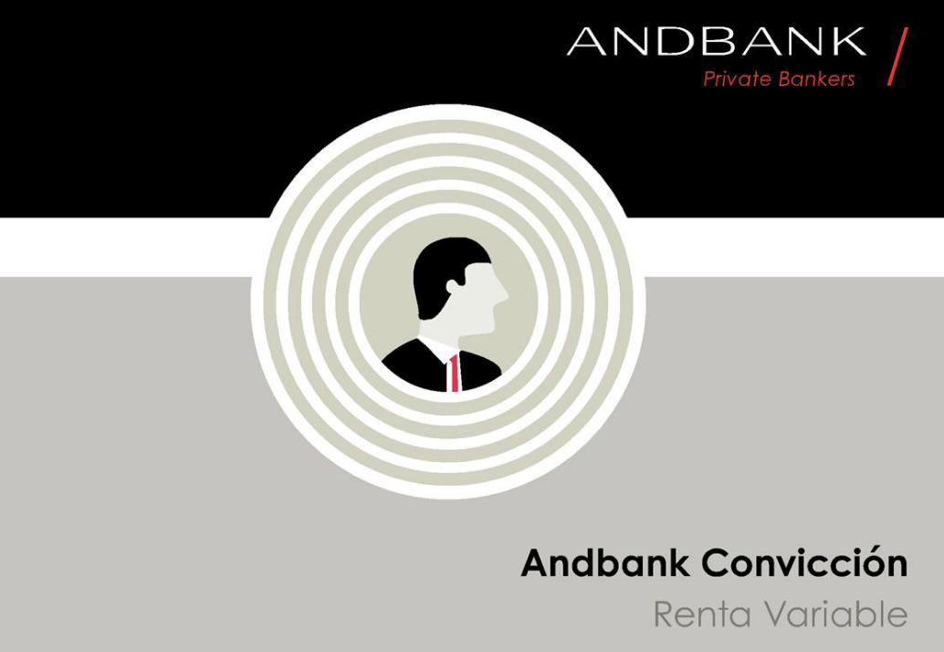 Andbank Convicción, el nuevo servicio sobre ideas de inversión en renta variable y divisas
