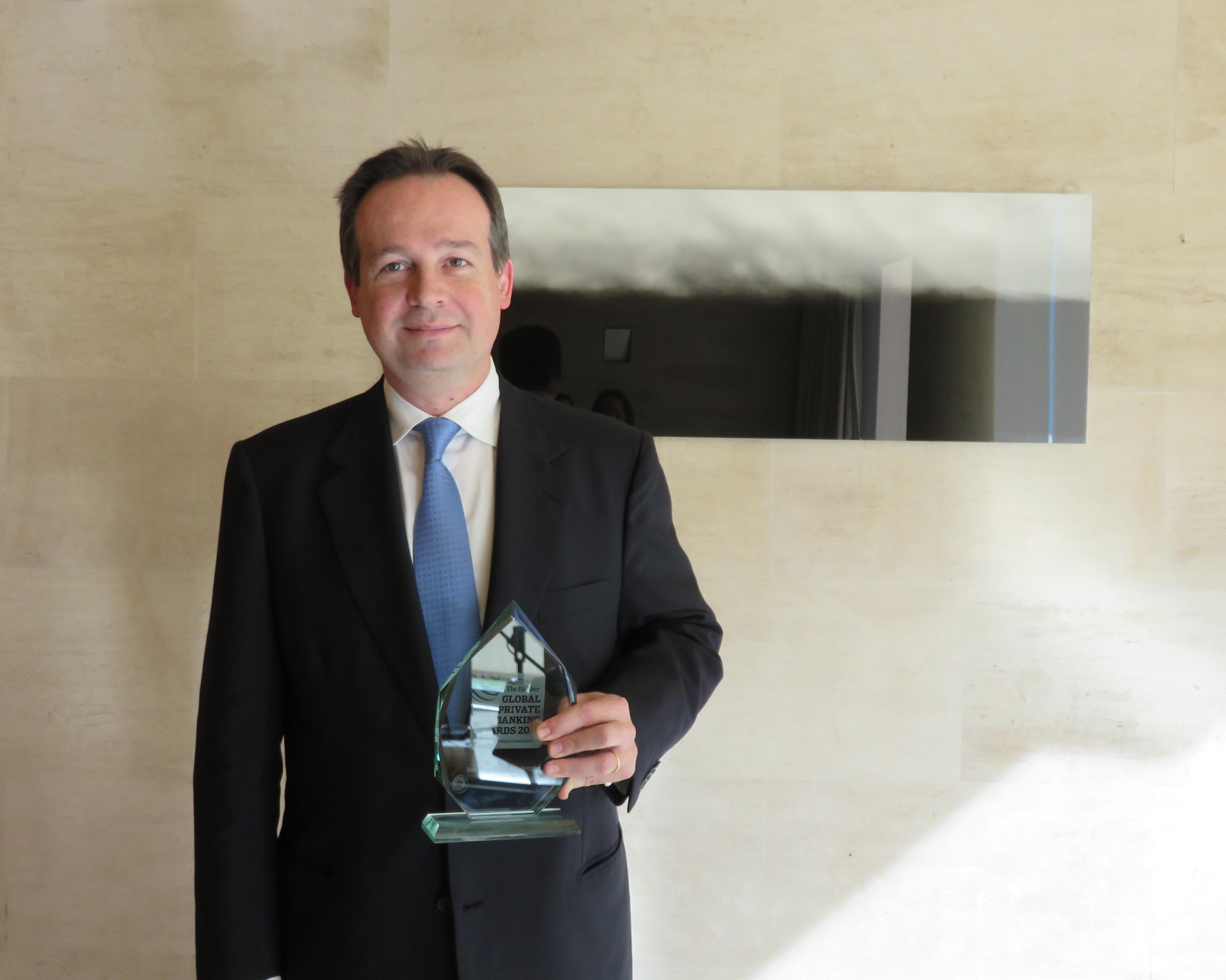 Andbank, elegida como  mejor entidad de banca privada de Andorra  por 'The Banker'