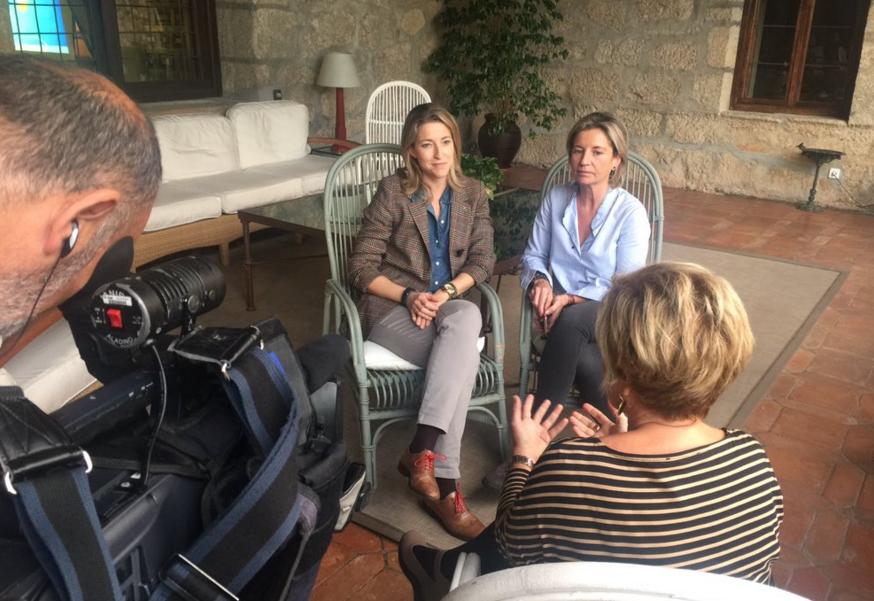 María Muñoz participa en el debate de las instituciones europeas para conectar con los ciudadanos a través de redes sociales