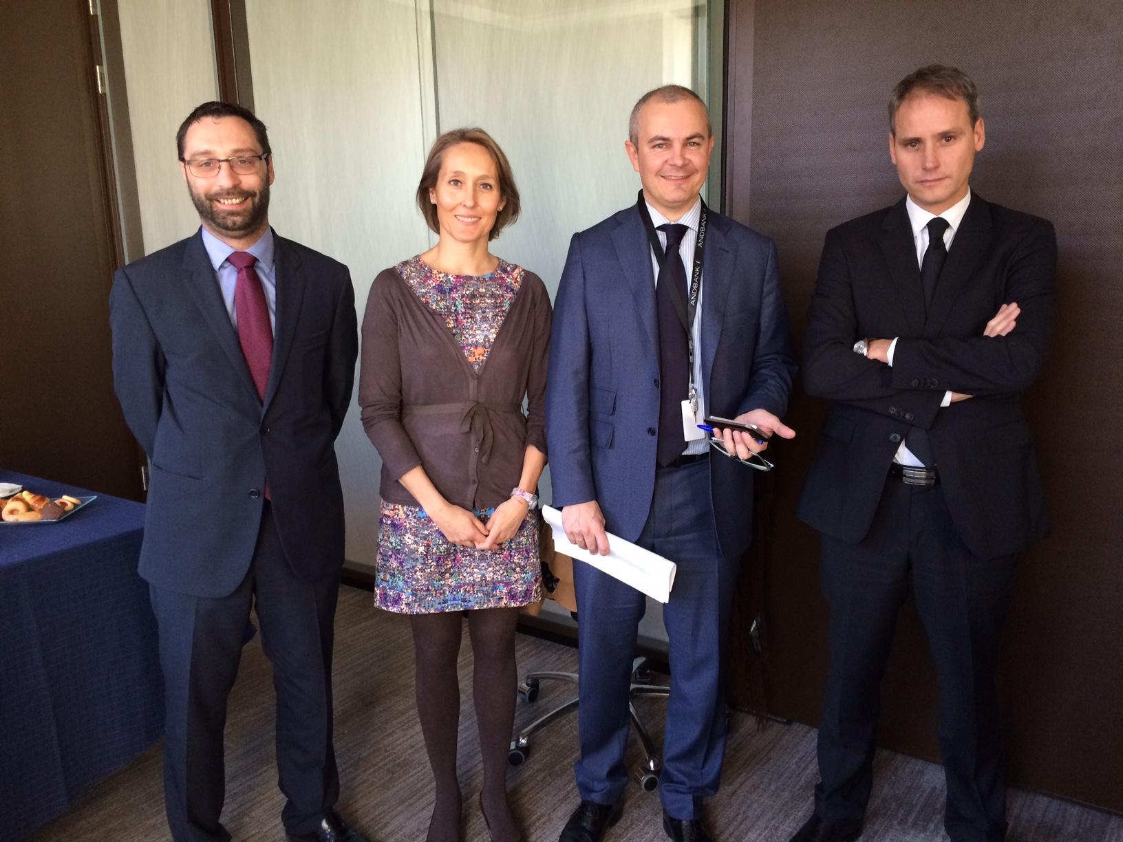 Perspectivas económicas y Estrategia de inversión de Andbank para 2016