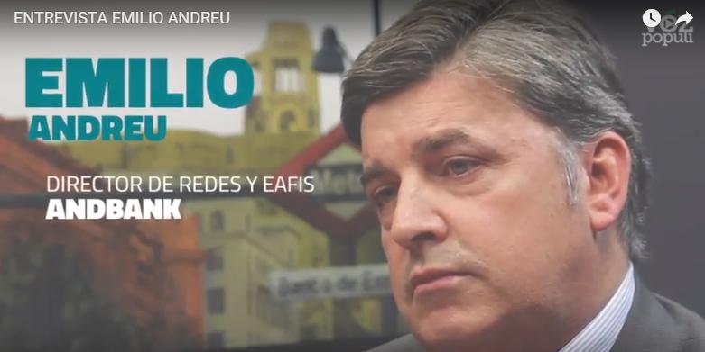 """Emilio Andreu: """"Un cliente siempre va a preferir el diagnóstico en el asesoramiento frente a la automedicación"""""""