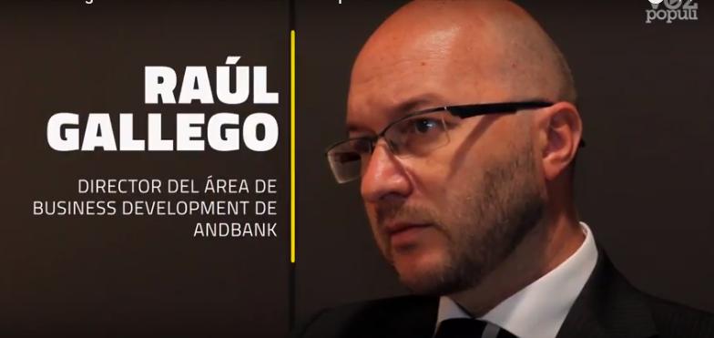 """""""Las empresas familiares deben tener un asesoramiento financiero independiente"""", Raúl Gallego"""