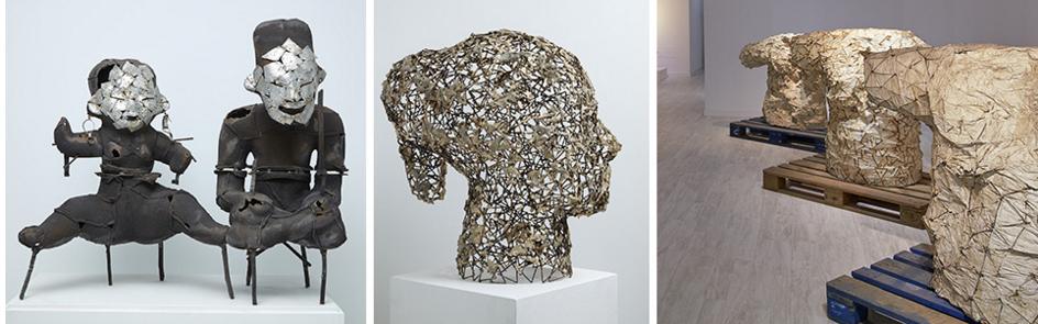 Xavier Mascaró nos guía por su arte en una muestra única