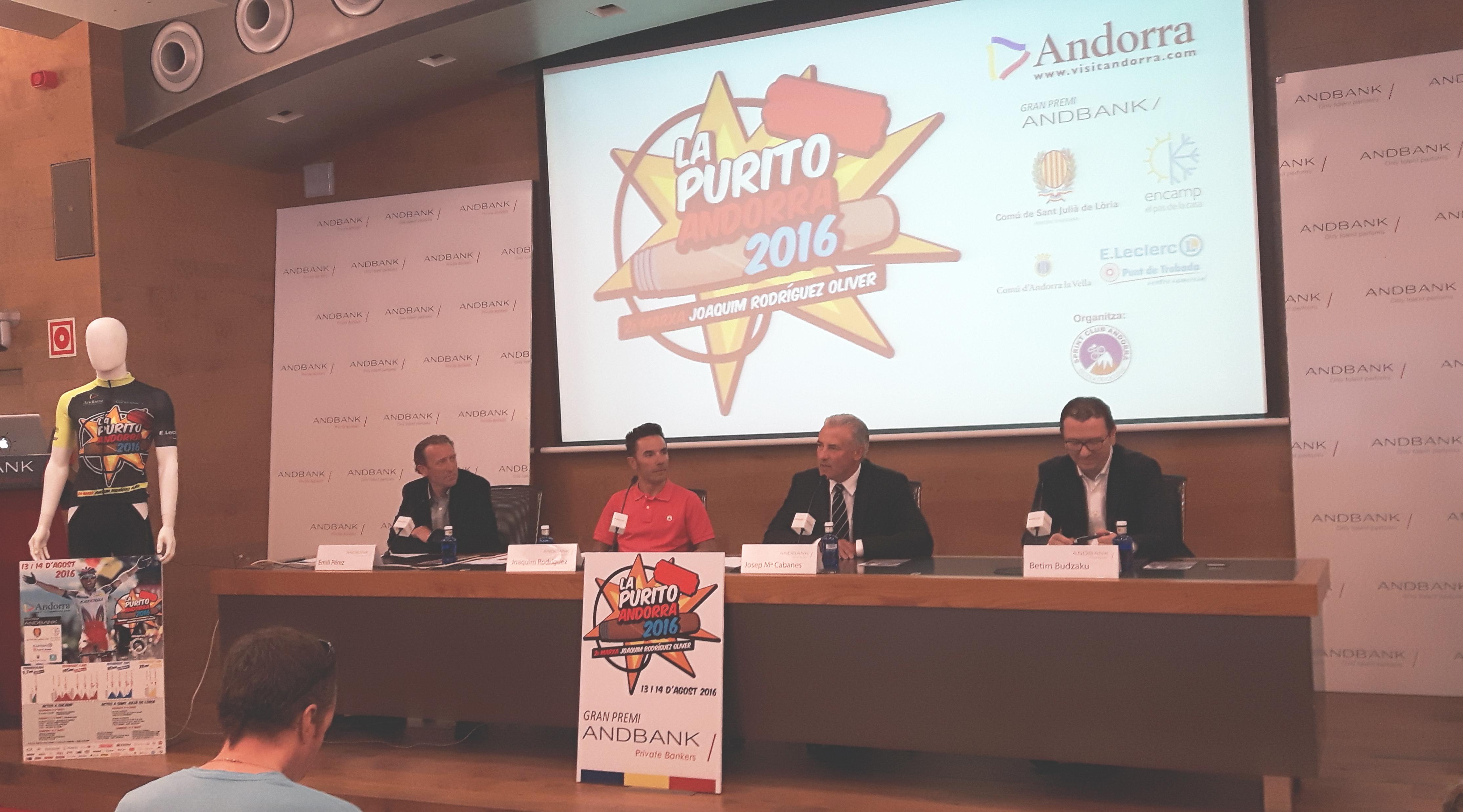 Más de 1.500 participantes ya se han inscrito en la segunda edición de La Purito Andorra