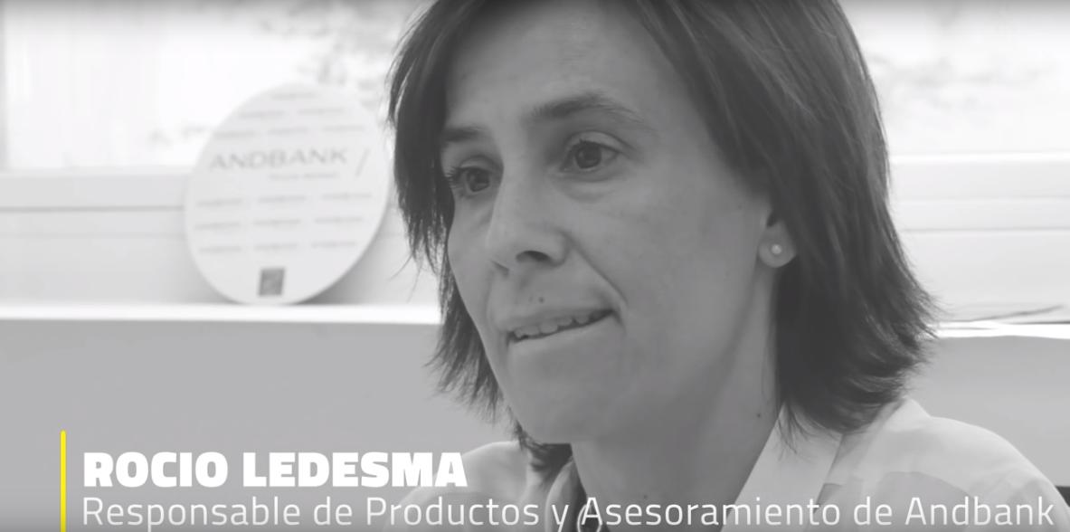 """""""Existe mucha visibilidad de costes e ingresos en la inversión en plantas fotovoltaicas"""", Rocío Ledesma"""