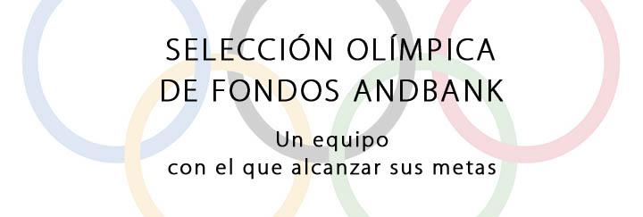 La Selección Olímpica de Fondos Andbank