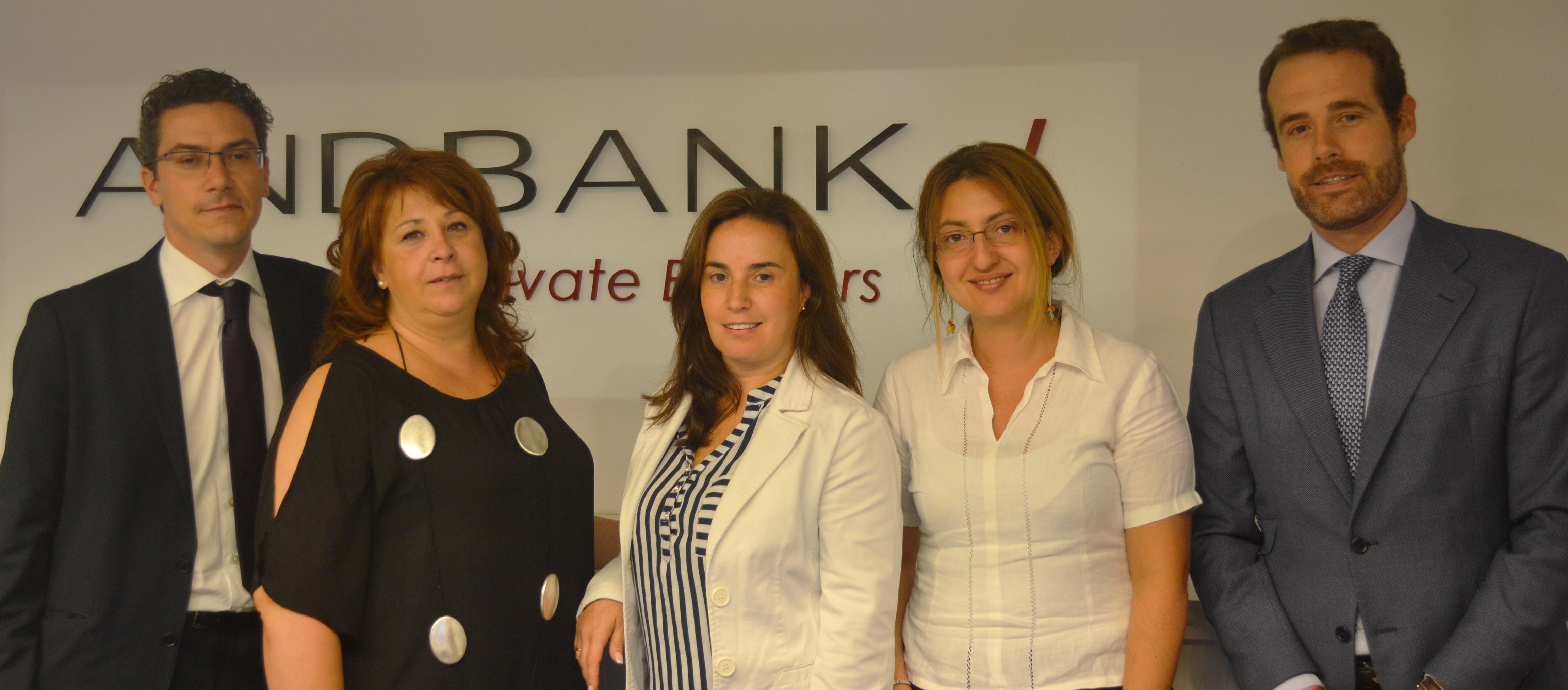 Andbank España y CCOO ponen en marcha el I Plan de Igualdad