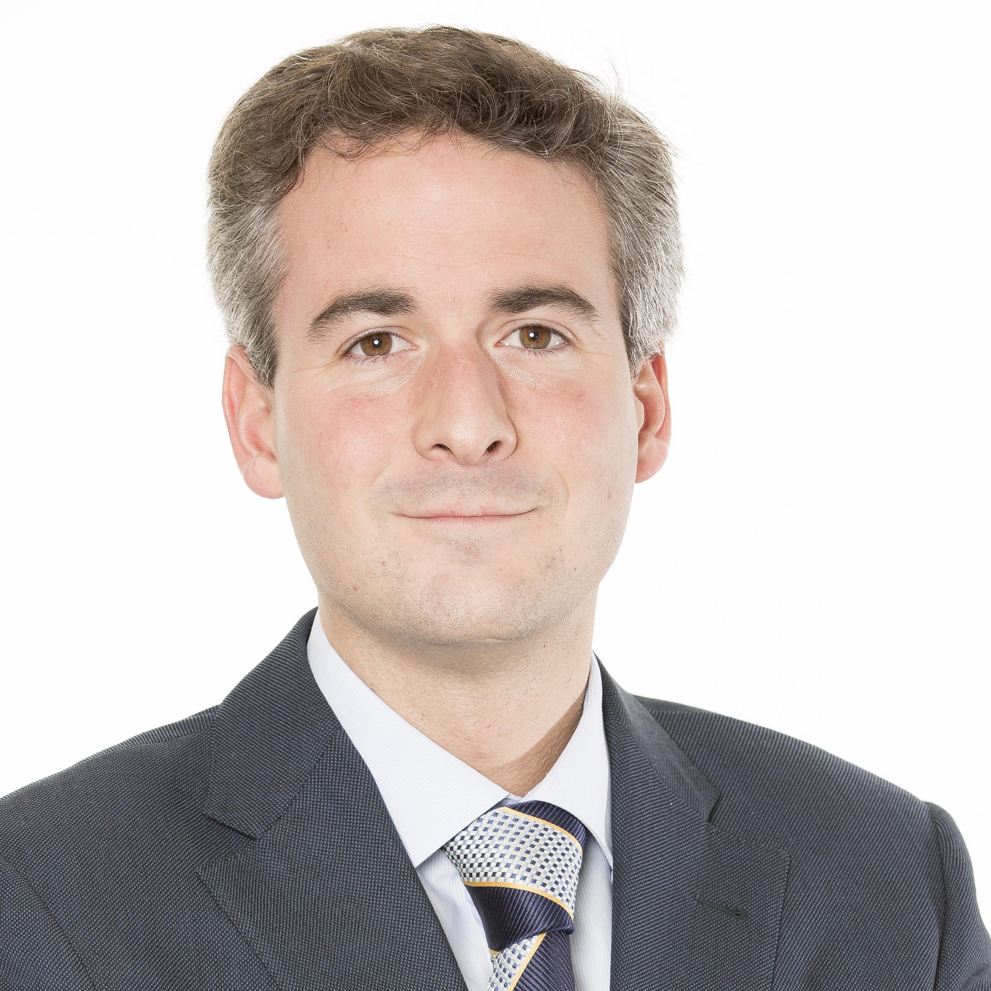 César Galarraga, nuevo director de la oficina de Andbank en Pamplona