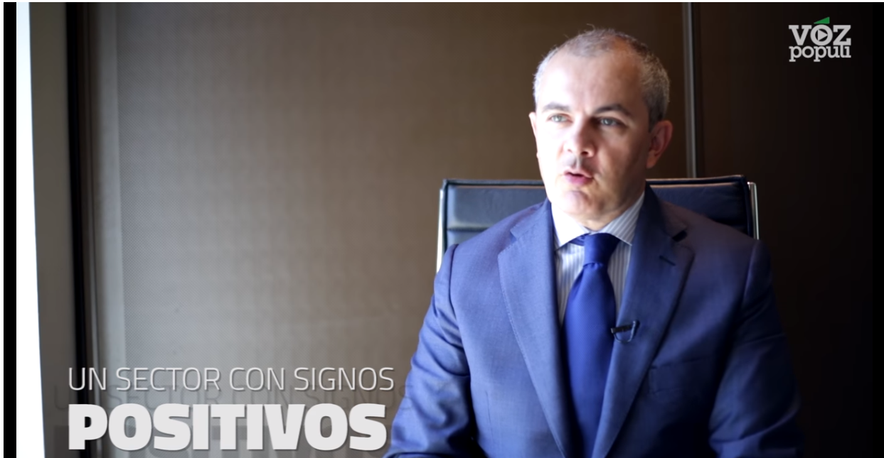 «El sector inmobiliario ha comenzado a dar síntomas de recuperación», Juan Luis García Alejo