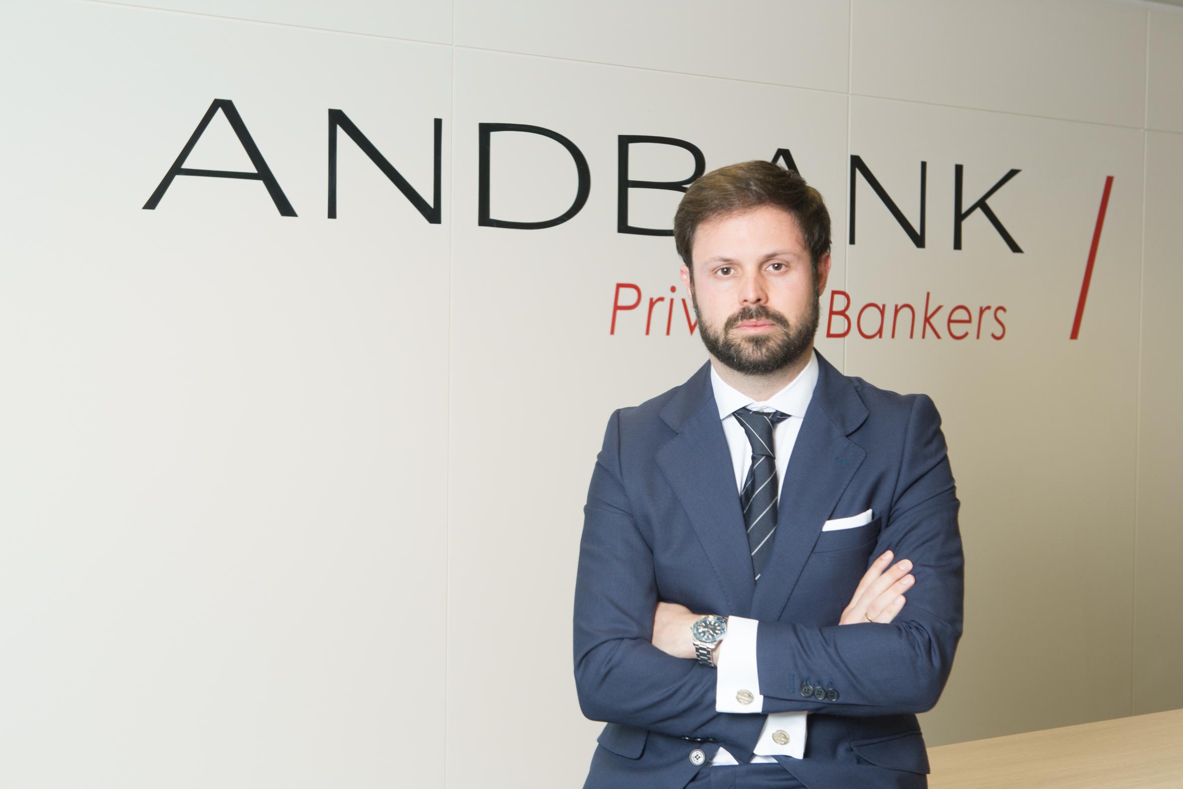 Andbank incorpora a Javier Sánchez Cortés como banquero privado en Zaragoza