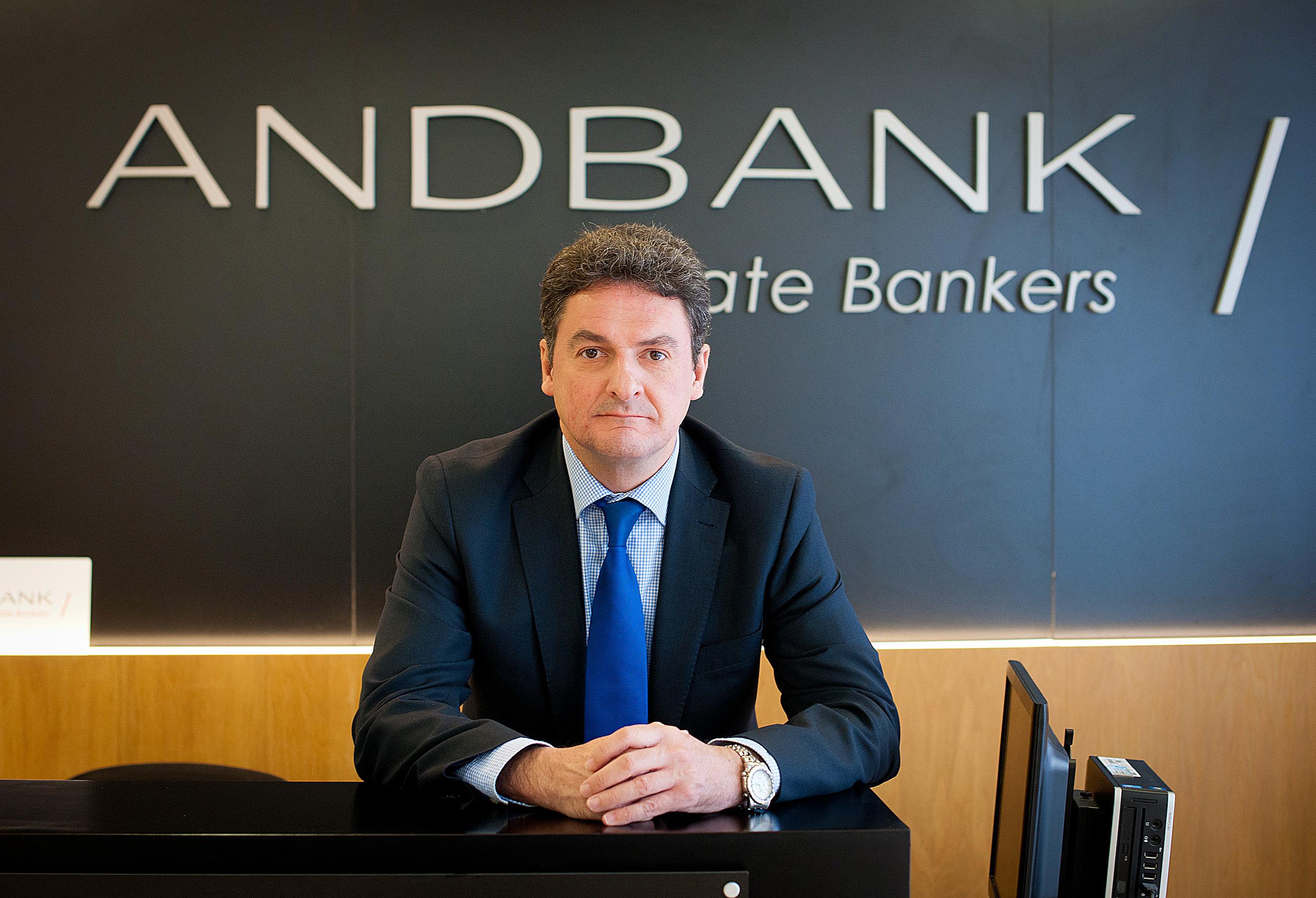 Andbank refuerza su equipo en Vitoria con la incorporación de José Javier García Berzal como nuevo banquero privado