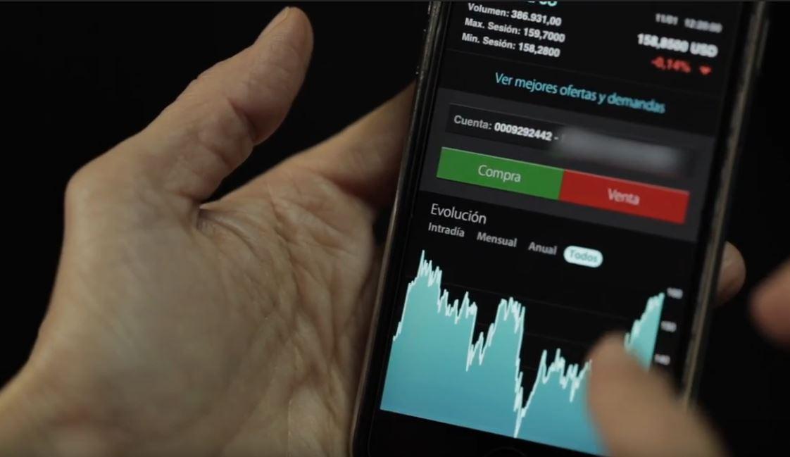 La aplicación más completa de smartphone para gestionar tus inversiones