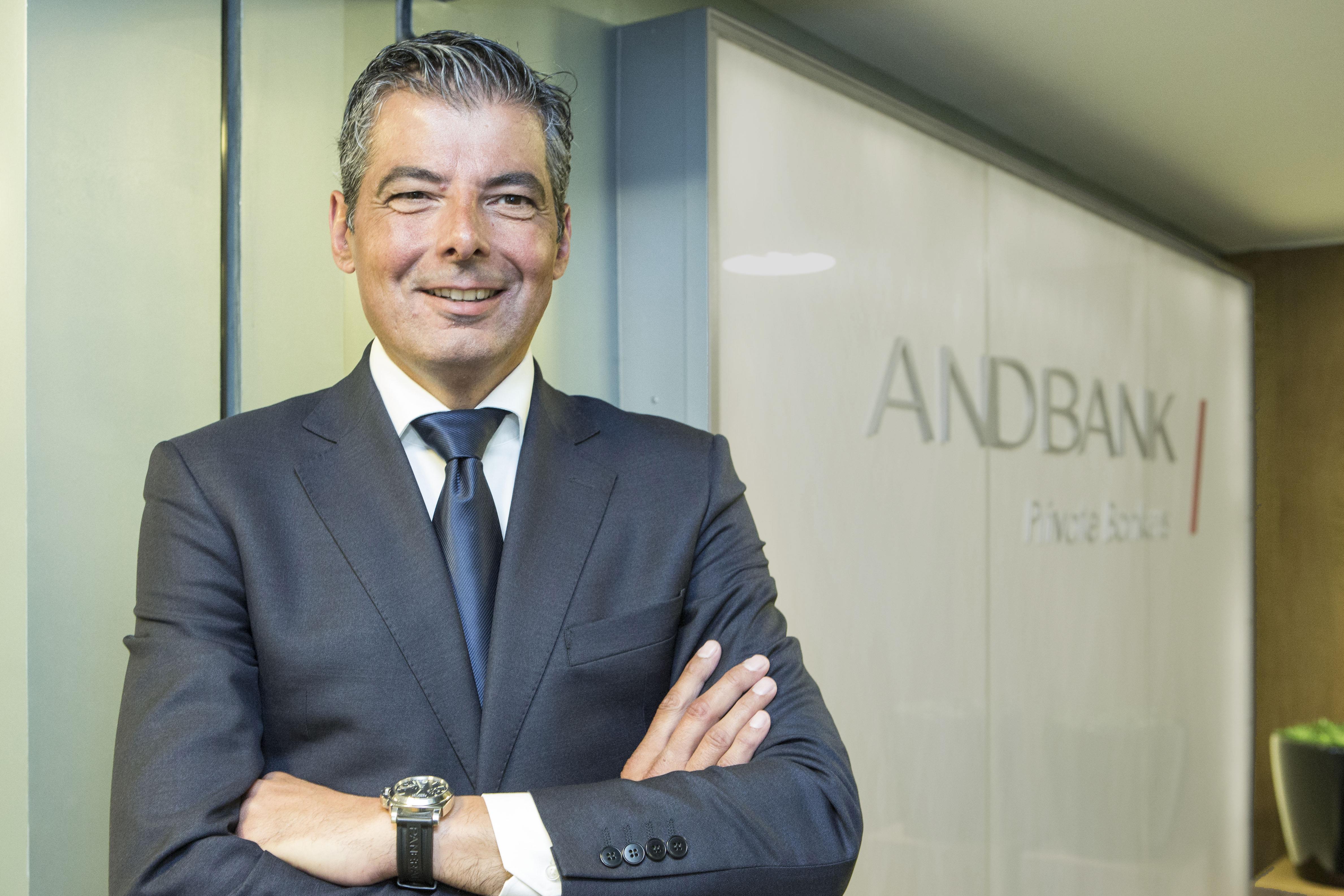 Andbank España incorpora a Ramón Santana como banquero privado en Barcelona