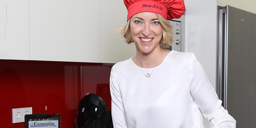 María Muñoz: «La María cocinera es la antítesis de la María banquera» #AndbankPersonal
