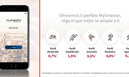 Nace My Investor, el primer roboadvisor de la banca española