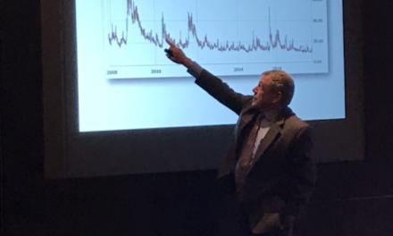 Dan Galai, creador del índice VIX de volatilidad: «Es una herramienta arriesgada, que registra cambios abruptos»
