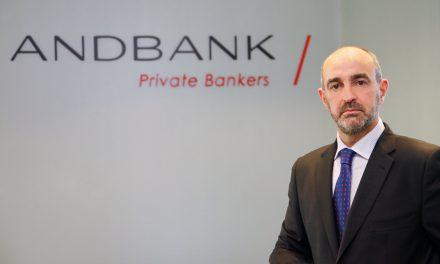 Andbank España incorpora a Javier Mendieta como director de banca privada en Bilbao