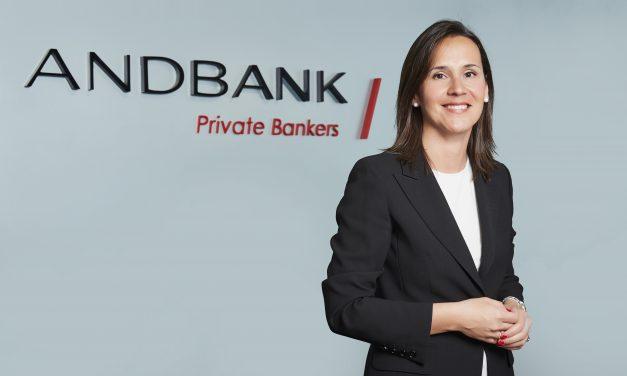 Andbank España incorpora a Edurne Pinedo como banquera privada en Vitoria