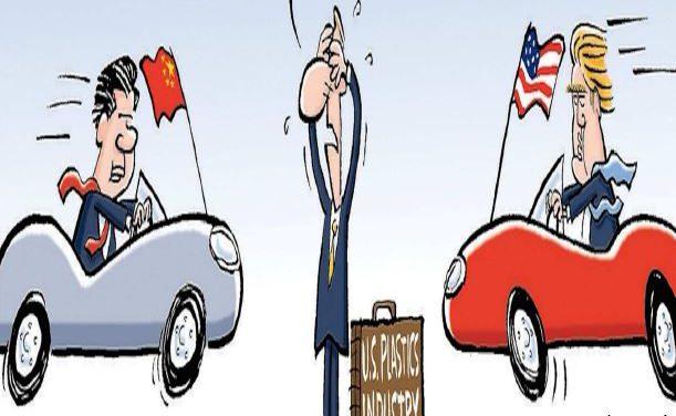 Mientras el conflicto comercial se quede en retórica, mercados al alza
