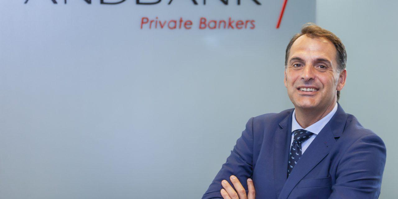 Andbank España incorpora un nuevo banquero privado en Bilbao