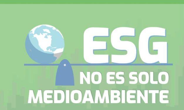 ESG no es solo medioambiente – Infografía