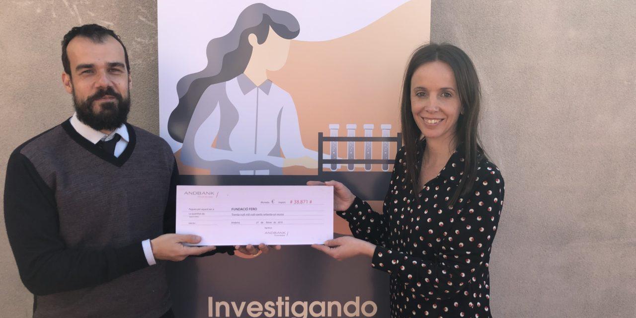 Los fondos de inversión responsable de Andbank destinan sus beneficios a la investigación oncológica