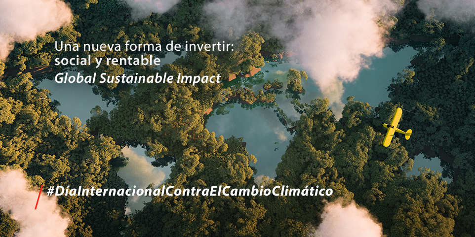 andbank GSI, nuestro mayor compromiso con el DÍA Internacional contra el Cambio Climático