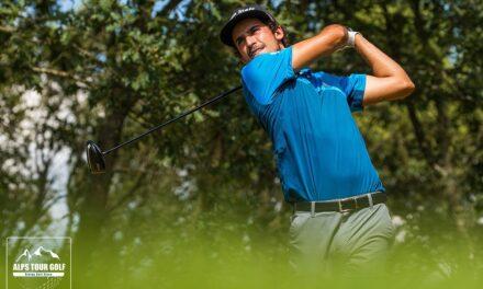 Andbank patrocinará a la promesa del golf español David Salgado Chacón